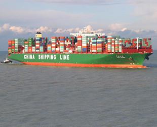 Çin, deniz yoluyla bağlantıda lider ülke konumunda bulunuyor