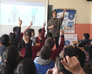 'Çocuklar Suyu Kodluyor. H2Okullu Oldu Projesi'ne Clariant Türkiye'den destek geldi
