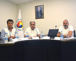 'Deniz Satıh Süpürgesi Teknesi Projesi'nde sona gelindi