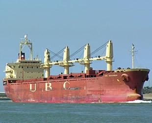 Meksika, uyuşturucu taşıyan 'UBC Savannah' isimli Rum kargo gemisine el koydu