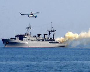 Rusya, Baltık Denizi'nde 'Okyanus Kalkanı Tatbikatı'na başladı