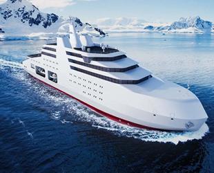 Rusya, kutuplar için kruvaziyer gemisi inşa edecek