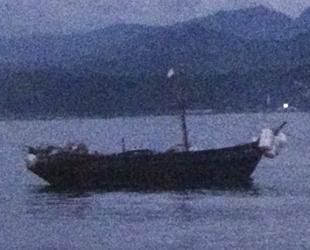 Güney Kore, Kuzey Kore'nin teknesini geri gönderdi