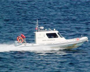 Sahil Güvenlik ekipleri, şüpheli her tekneyi kontrol ediyor