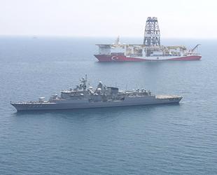 Türk Donanması, Doğu Akdeniz'i korumaya devam ediyor