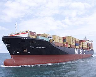MSC'nin yeni uğrağı Safiport Derince oldu