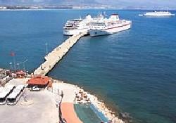 TMSF Antalya Limanı'na el attı