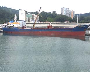 HOPAPORT'a bir günde 5 gemi birden yanaştı