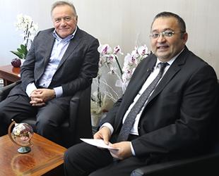 Bahçeşehir Üniversitesi Mütevelli Heyeti Başkanı Enver Yücel, MLA Koleji'ni anlattı