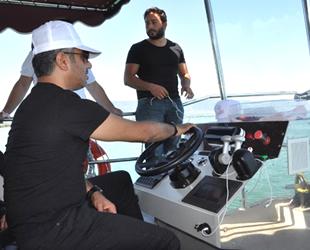 Orhangazi'de 18 kişi gemi sevk ve idare eğitimi aldı