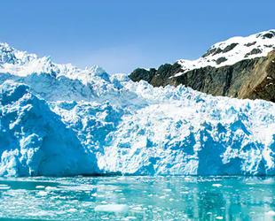 Bilim adamları, Alaska sularındaki buzların çözüldüğünü açıkladı
