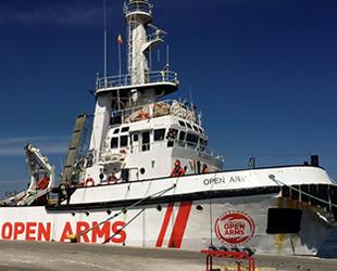 İtalyan mahkemesinden göçmen kurtaran STK gemisine izin çıktı