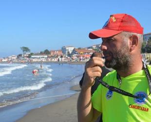 Sakarya'da denize girme yasağı hafta sonuna kadar devam edecek