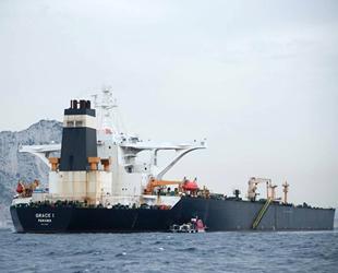 Serbest bırakılan İran tankeri Grace 1'in adı Adrian Darya olarak değiştirilecek