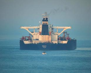 ABD, serbest bırakılan İran petrol tankeri için yakalama kararı çıkarttı