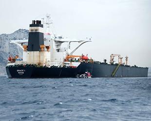 'Adrian Darya 1' isimli İran petrol tankeri Cebelitarık'tan ayrıldı