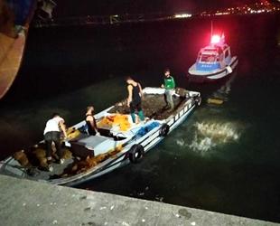 Tekirdağ'da kaçak midye avcılığı yapan 5 kişi gözaltına alındı