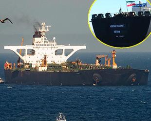 'Adrian Darya-1' isimli İran petrol tankeri, Kalamata Limanı'na demir atacak
