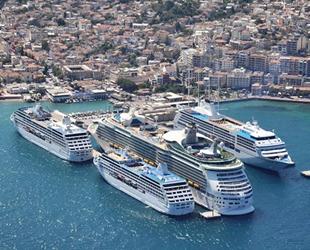 Global Yatırım Holding'in liman gelirleri 2019'un ilk yarısında yüzde 33 arttı