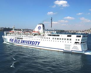 Piri Reis Üniversitesi Eğitim Gemisi, 6. seferine çıktı
