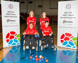 Boccia Bedensel Engelliler Milli Takımı, Avrupa Bölge Şampiyonası'na katılacak