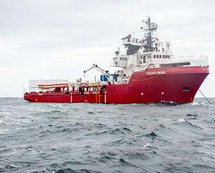 Ocean Viking gemisindeki göçmenler için çözüm bulundu