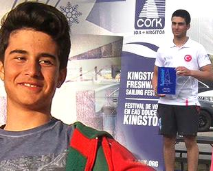 Milli Yelkenci Derin Baytur, Dünya Şampiyonu oldu