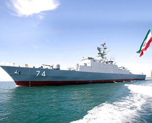 İran, 'Sahand' isimli savaş gemisini Aden Körfezi'ne gönderdi