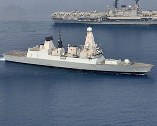 İngiltere, Hürmüz Boğazı'na 'HMS Defender' isimli savaş gemisini gönderdi