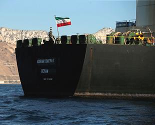 İran, serbest bırakılan 'Adrian Darya 1' isimli tankerindeki petrolü sattı