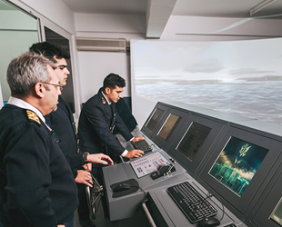 GAÜ'lü öğrenciler, denizcilik sektörüne tam donanımlı hazırlanıyor