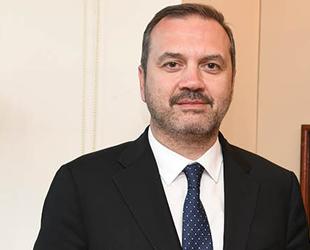 Tamer Kıran, İMEAK DTO'nun kuruluş yıldönümünü kutladı