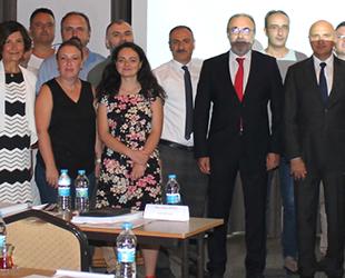 CTU Kod Eğitici Eğitimi Türk Loydu evsahipliğinde gerçekleştirildi