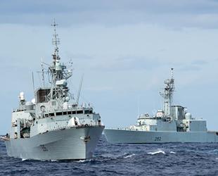 Kanada Donanması'ndaki 12 fırkateyne bakım yapılacak