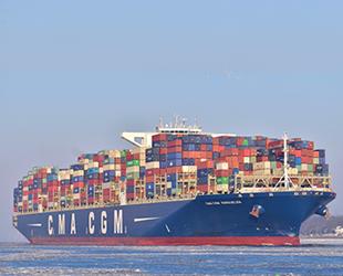 CMA CGM'nin 500 gemisi Kuzey Buz Denizi rotasını artık kullanmayacak