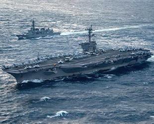 ABD, ASEAN ülkeleriyle ortak deniz tatbikatı başlattı