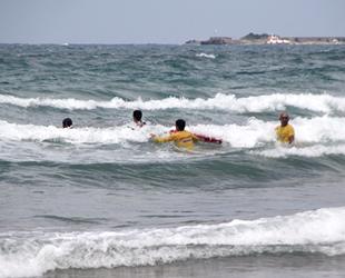 KOSKEM cankurtaran ekipleri, bin 495 kişiyi boğulmaktan kurtardı