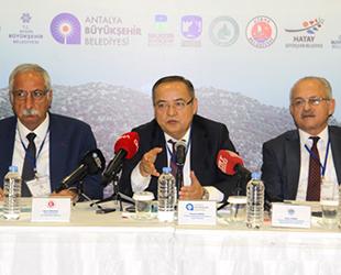 Akdeniz ve Ege'ye kıyısı olan 11 belediye arasında anlaşma sağlandı