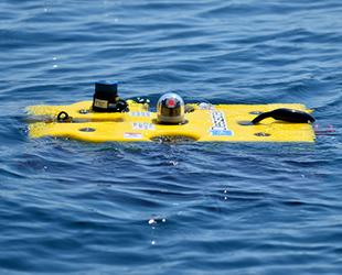 Deniz altındaki elektrik arızalarına yerli robotla müdahale edilecek