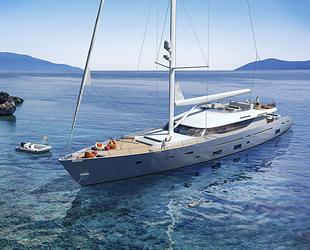 Mengi Yay Yatçılık, L'Aquila II isimli yelkenli teknenin inşasına başladı