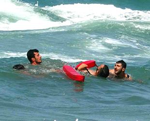 Cankurtaran ekipleri, 201 kişinin hayatını kurtardı