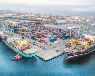 Kocaeli'den AB'ye ihracat yüzde 11,3 arttı