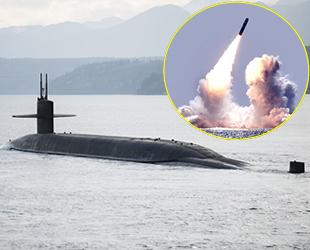 ABD, balistik füze denemesi gerçekleştirdi