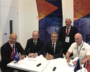 Türk ve İngiliz savunma sanayisi şirketleri, işbirliği anlaşması imzaladı