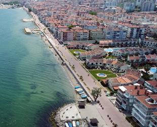 Mudanya'da kıyı işgaline izin verilmiyor