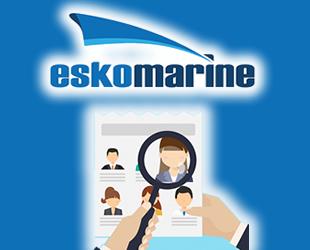 Esko Marine takım arkadaşları arıyor