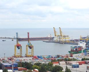 Ukrayna, Chornomorsk Limanı'na 118 milyon dolarlık yatırım yapacak