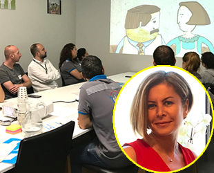 Ekol Lojistik Kurumsal İletişim Direktörü Arzu Çetin, EKOLITY Projesi'ni anlattı