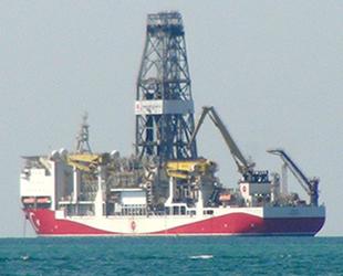 'Yavuz' sondaj gemisi, Taşucu açıklarına demir attı
