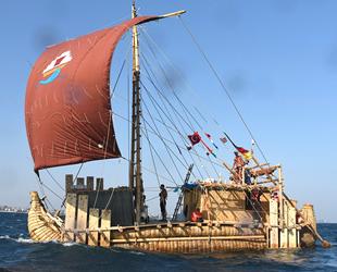'Abora-IV' gemisi, Patara Antik Limanı'nda sergilenecek